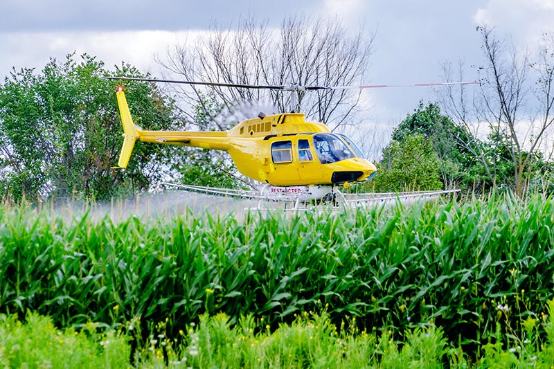 Agricultural Aerial Application in Oklahoma