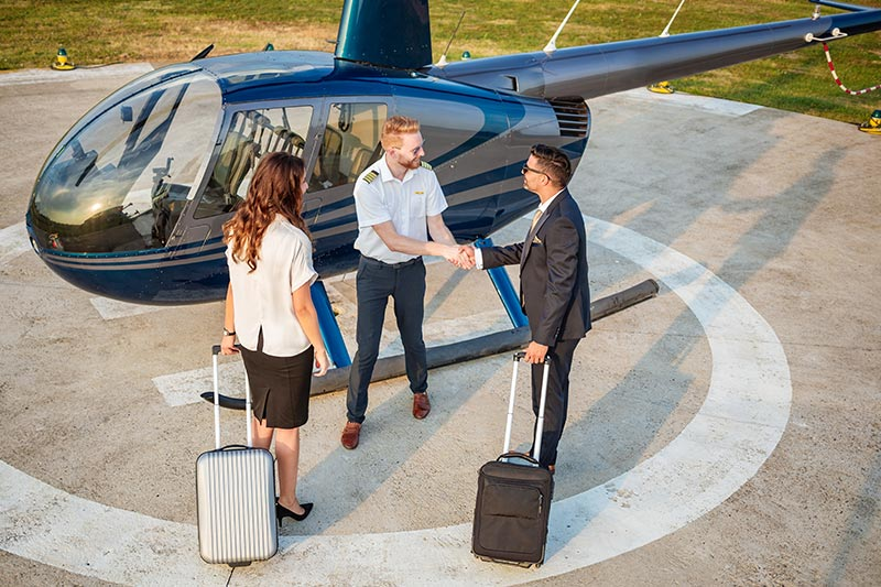 Oklahoma City Helicopter Charters